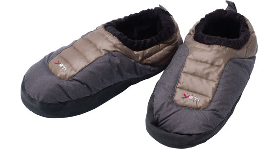 Yeti Sunrise - Chaussons - marron/noir